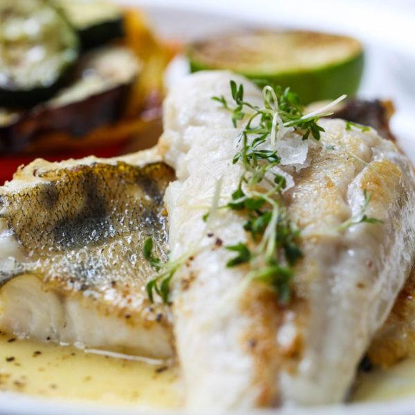 Mangiare pesce fresco