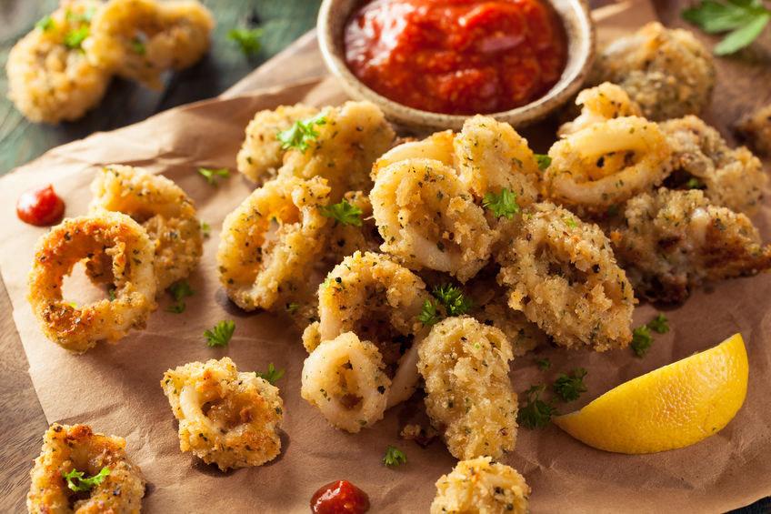 Fritto misto di pesce: semplice o di paranza?